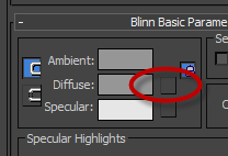 Diffuse map button
