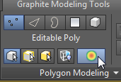 Graphite soft selection button